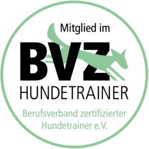 Mitglied im BVZ Karen Frick - zertifizierte Hundetrainerin