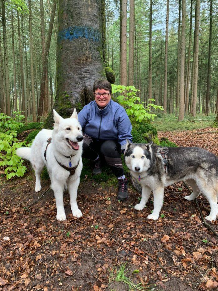 Hundetraining Kreis Segeberg - Karen Frick - Über mich